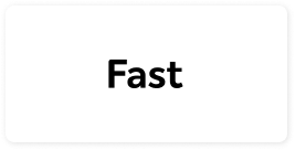 Fast One Click Checkout